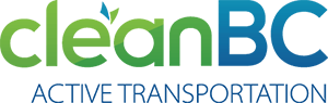 CleanBC Active Transportation logo